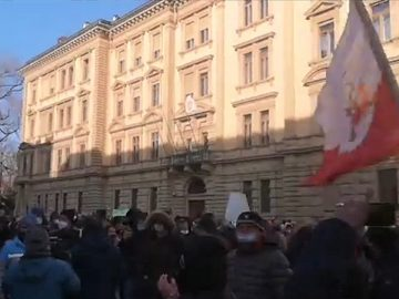 protesta bolzano