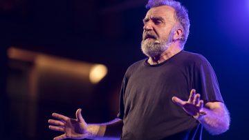 20210620 Ugo Dighero Mistero Buffo -Teatro stabile – Piazza Therme Merano